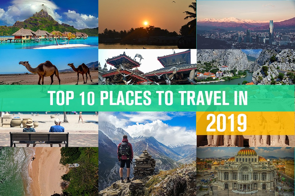 places to travel in 2019