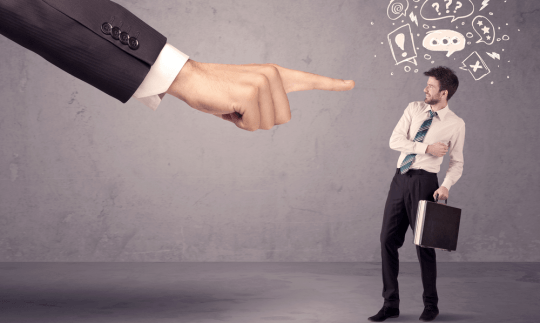 how to overcome being fired