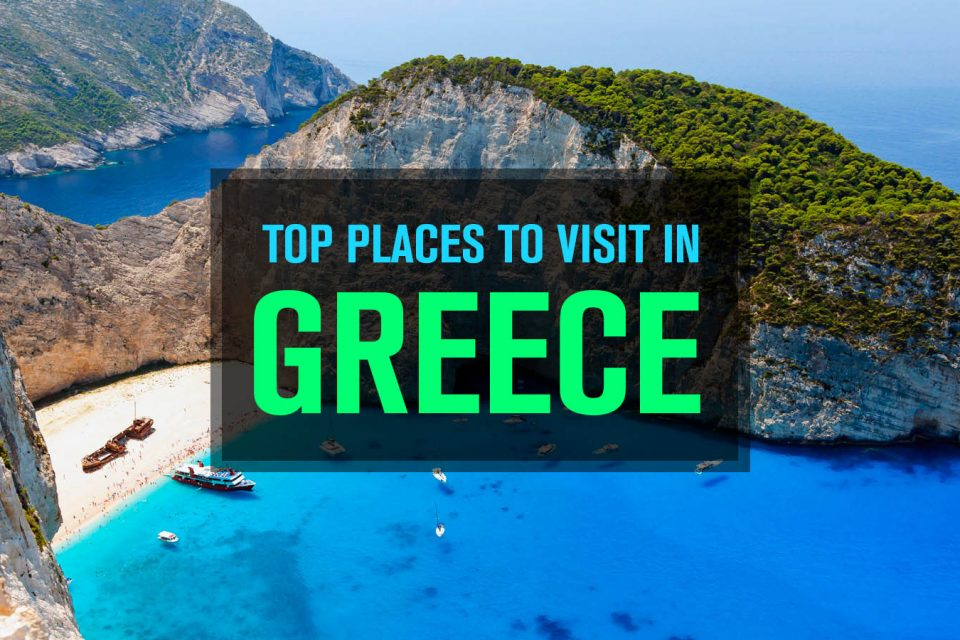top places to visit in greece
