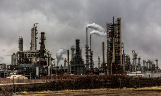 Trillions on Oil Fields despite Climate Change Warnings