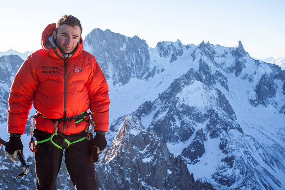The Life of the Greatest Mountaineer Ueil Steck.