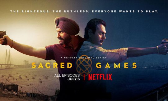 How Sacred Games Is Revolutionizing Indian Television