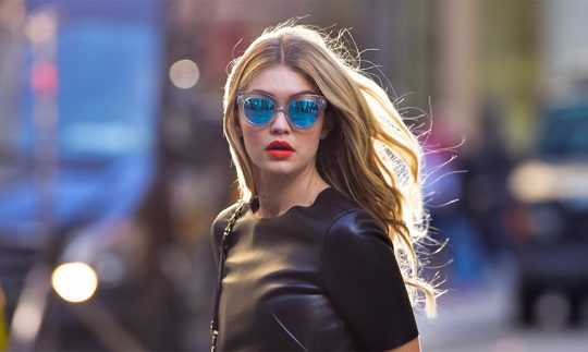 The Glamorous Life of Model Gigi Hadid