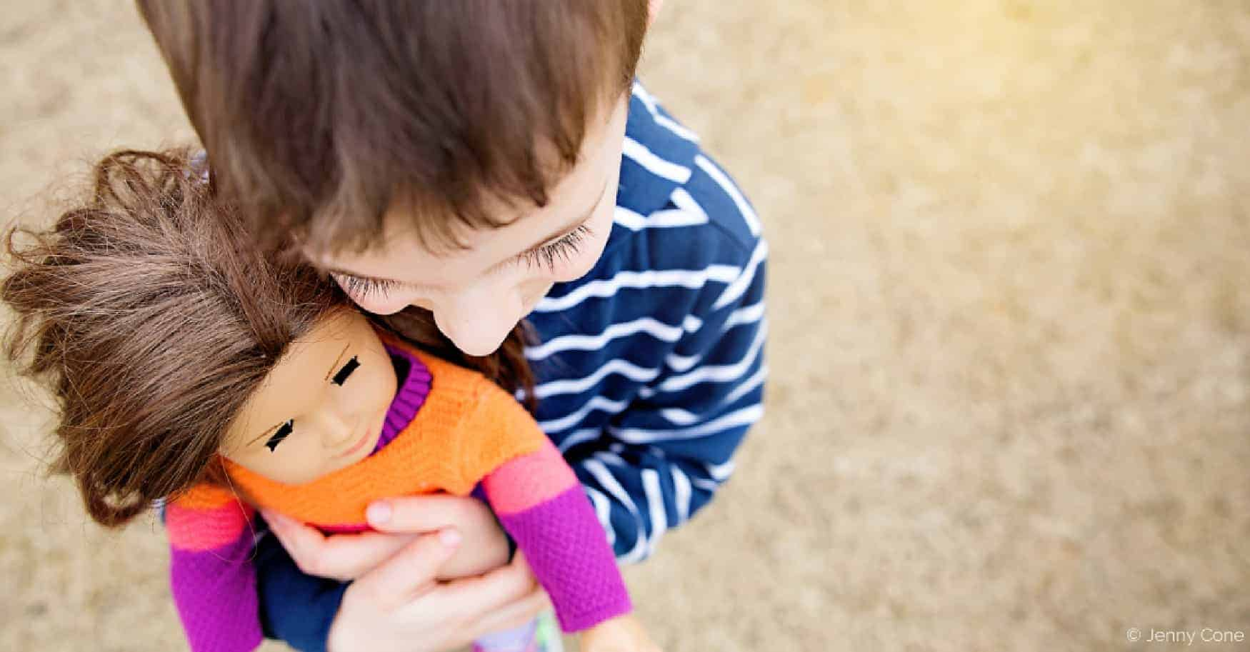 Gender Stereotypes: Why Aren't Boys Allowed to Play With Dolls