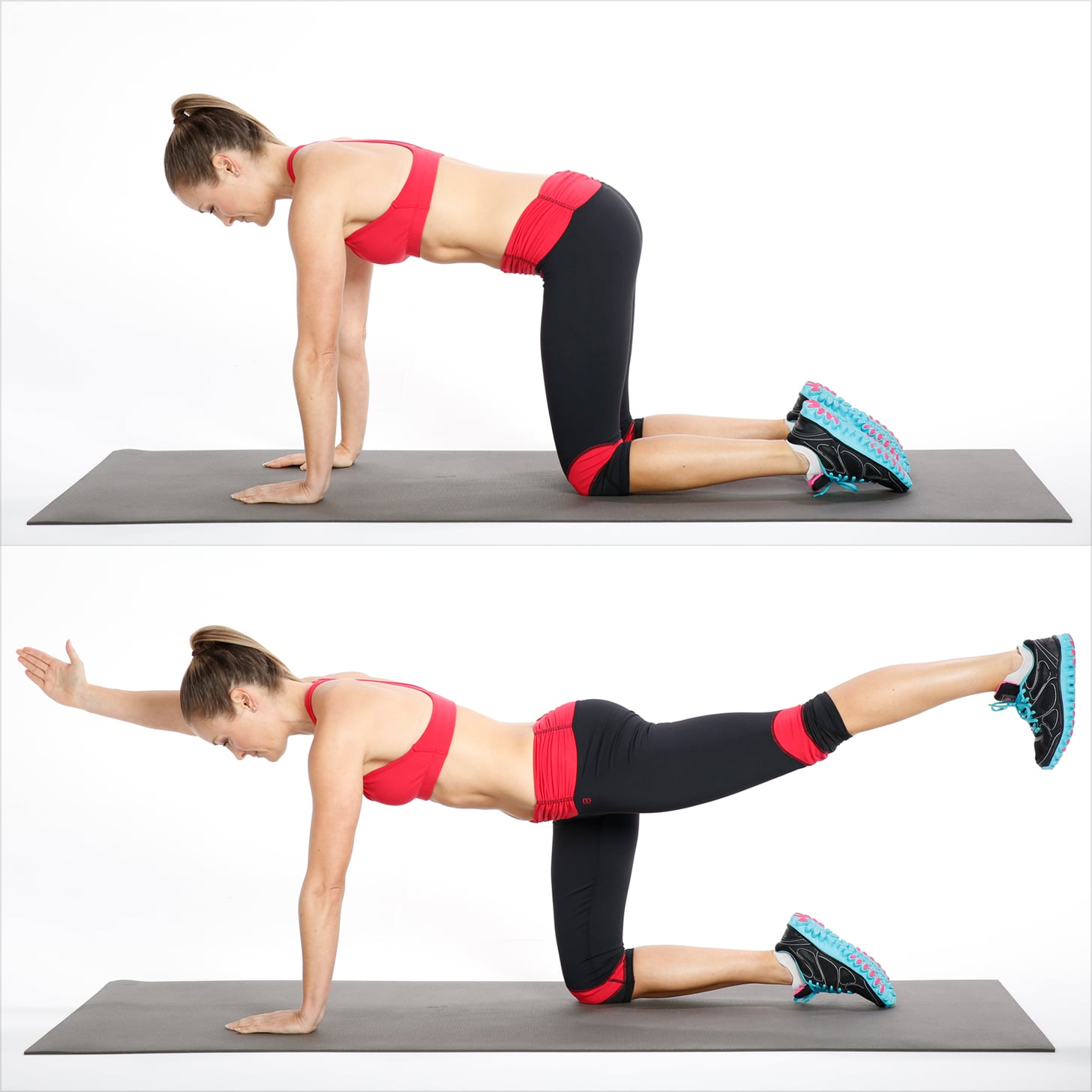 Exercises and stretches for Lower Back Pain