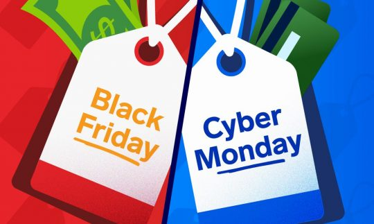 Black Friday Vs. Cyber Monday What's the Difference Anyway