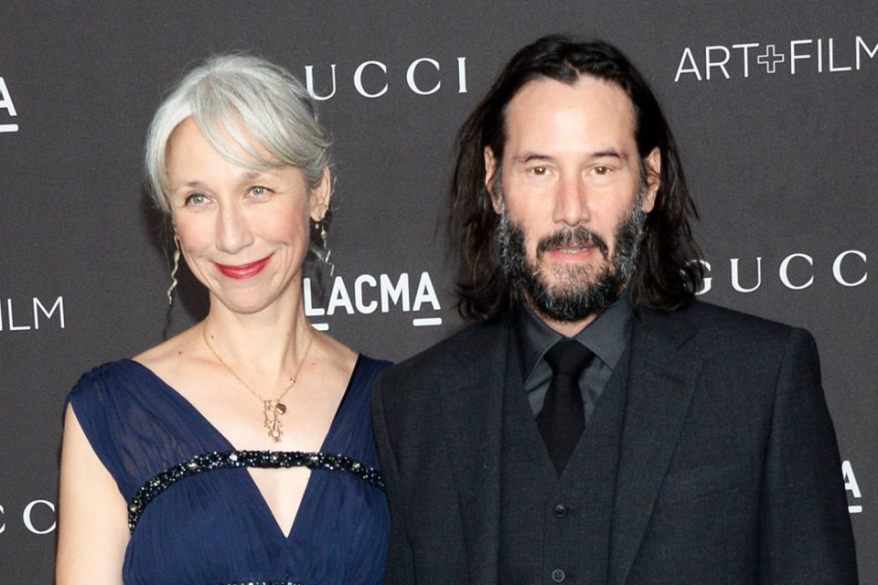 Is Keanu Reeves Dating His Long Time Friend Alexandra Grant?
