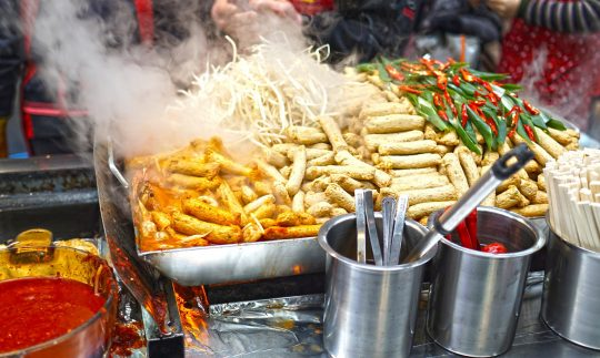 Top 10 Weirdest Street Foods In The World