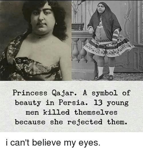 Princess Qajar Meme: High Time To Question the Irrelevant Jokes