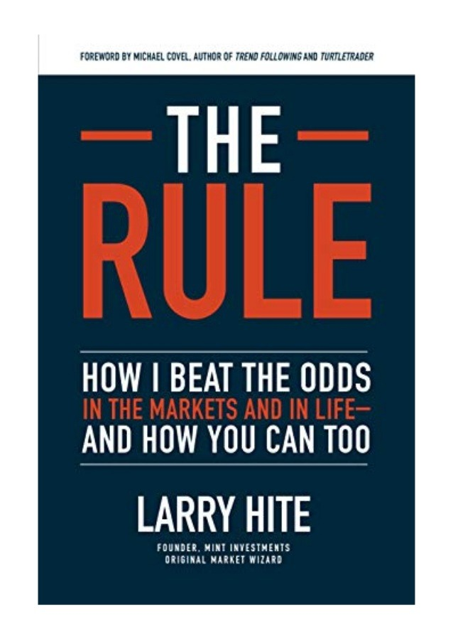 billionaires book, The Rule: How I Beat the Odds in the Markets and in Life―and How You Can Too