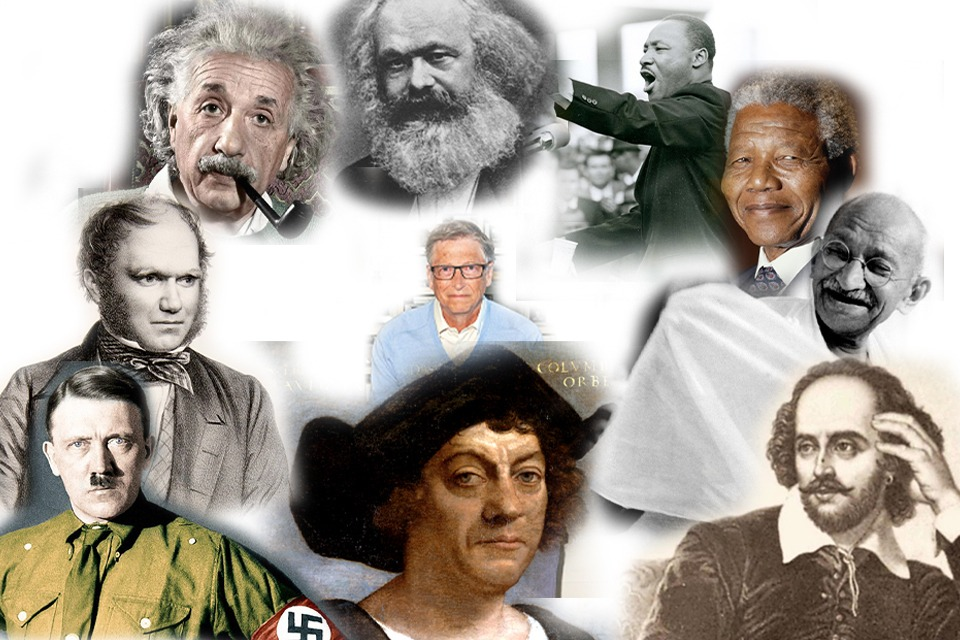 Modern Day Gods: 10 People Who Changed the World