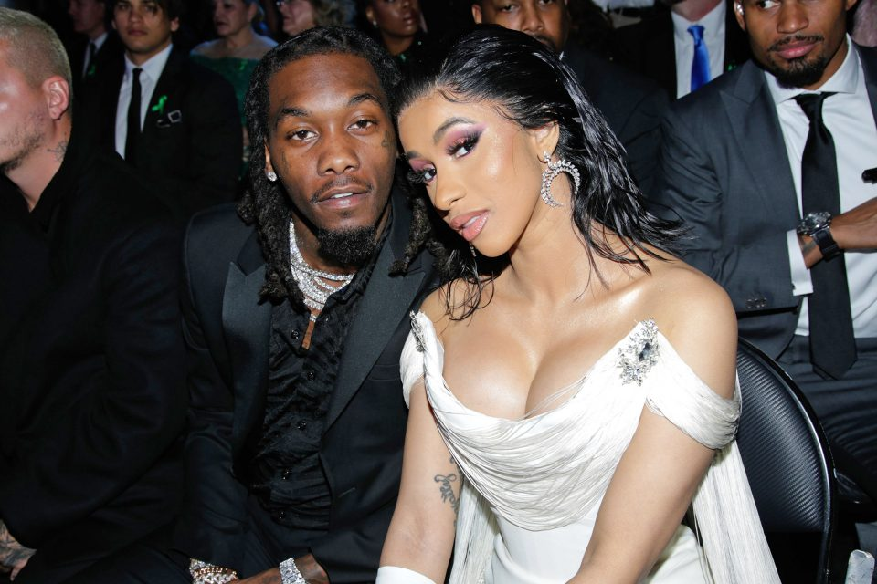 Offset S Is Still Cheating On Cardi B With Some Self: Is Offset Really Cheating On Cardi B