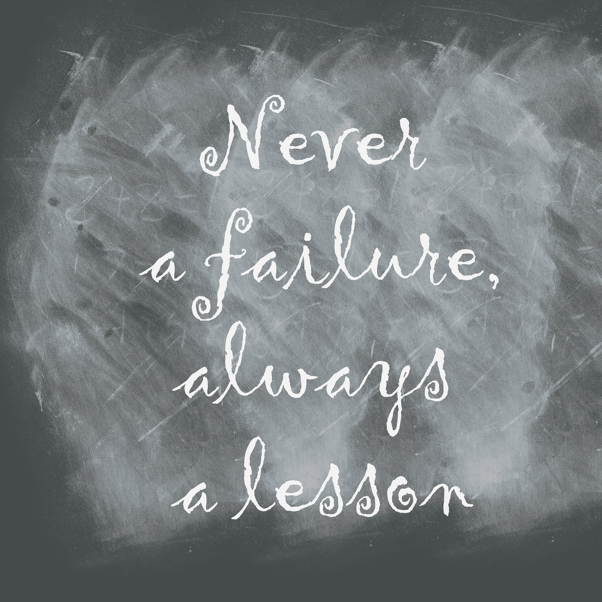 Failure and mistakes