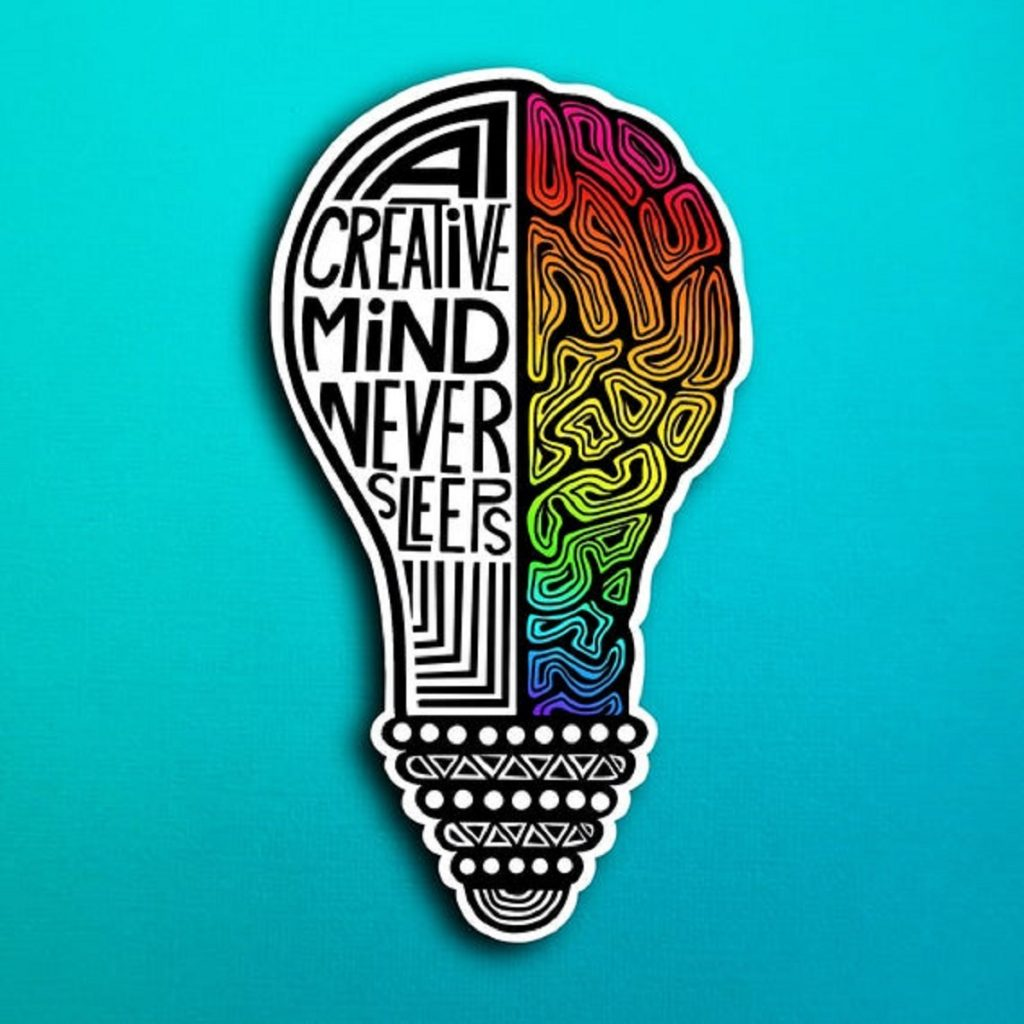 Cannot Use Your Own Creative Mind
