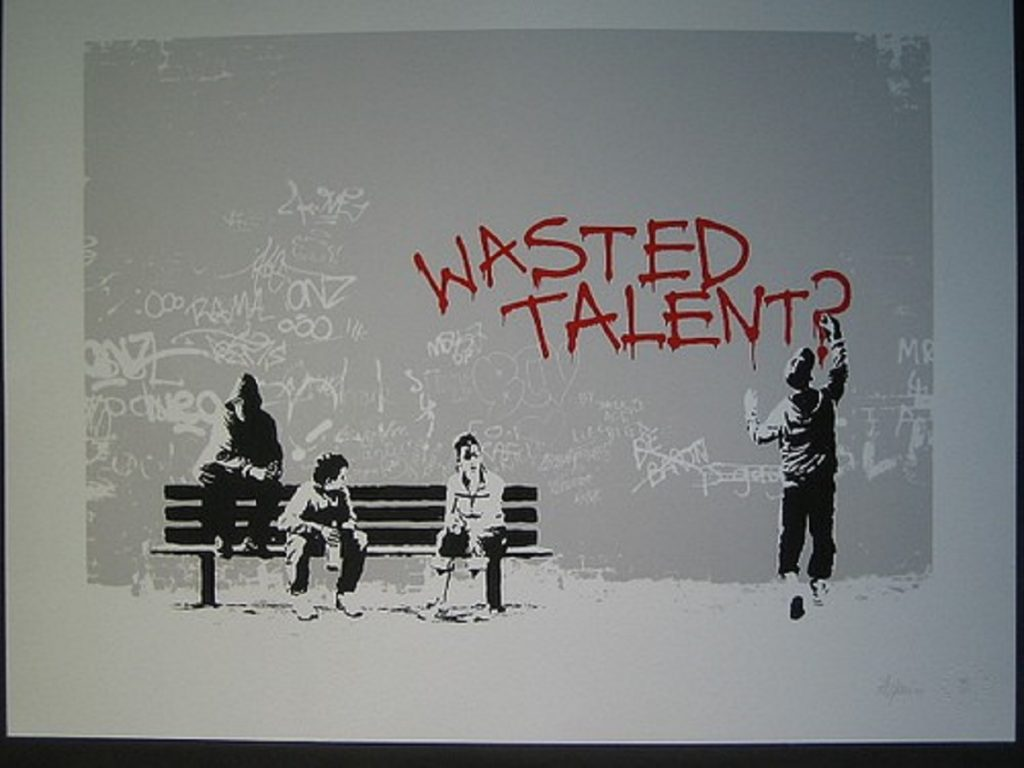 Wastage Of Talent