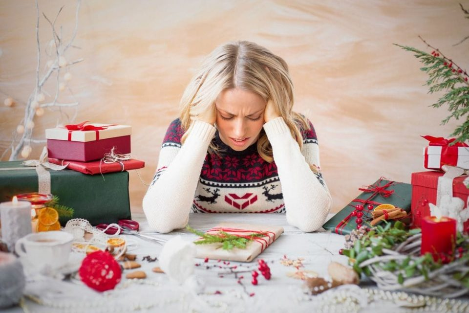 Things You Can Do When Overwhelmed by Holiday Stress