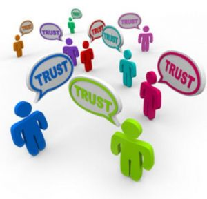 Building trust among consumers is important in digital marketing
