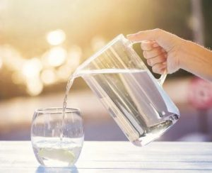 Drinking enough water can help you avoid snoring