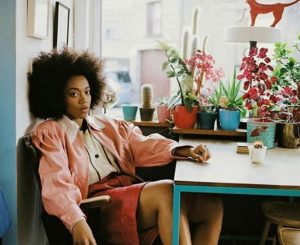 Naomi Ackie is spending a lavish lifestyle at present