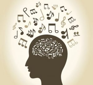 Positive music makes our brain strong
