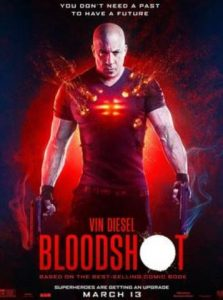 The poster of Bloodshot