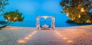 Bali for a romantic Vacation
