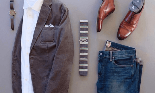 business casual attire vs business professional attire