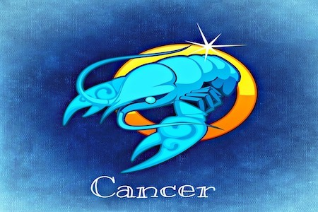 why cancers are the best sign?