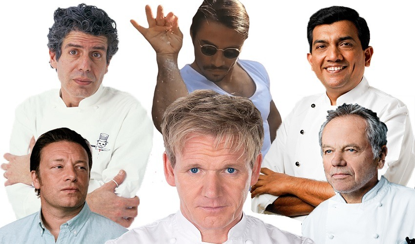 6 Top Master Chefs of The World 2020