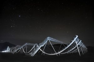 mysterious radio signals traced by chime telescope