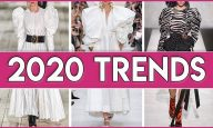 7 Fashion Trends That Will Revolutionize 2020