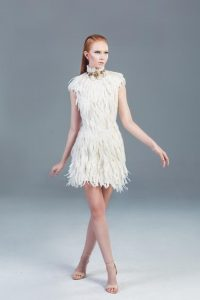 Feathers for fashion trends 2020