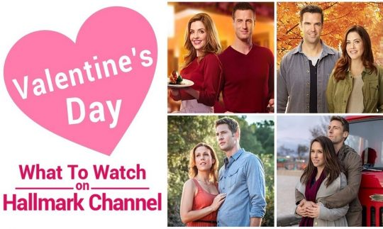 hallmark valentine's day movies 2020