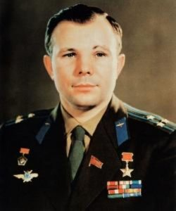 Yuri Gagarin's Biography, early life