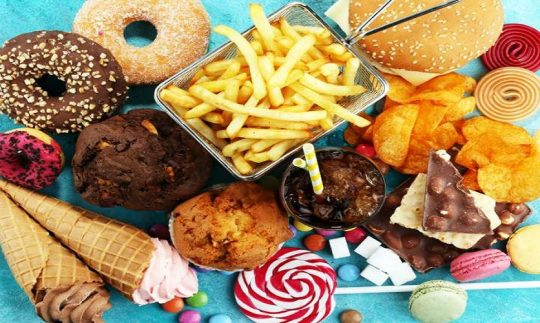 The Science Behind The Addictive Junk Food