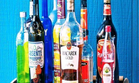 Taboos of Alcohol