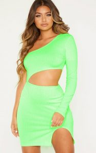 Neon for fashion trends 2020