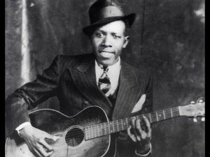 Guitarist who died too early, Robert Johnson