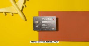 CitiBusiness AAdvantage Platinum Select Card, The P