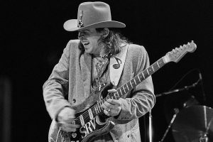 Classic roker stevie ray Vaughan