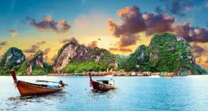 Thailand as best vacation spots for couple