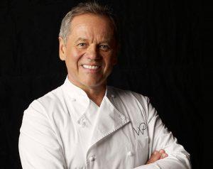 Wolfgang Puck, master chef