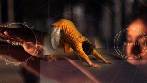 The Basic stretching program, isha