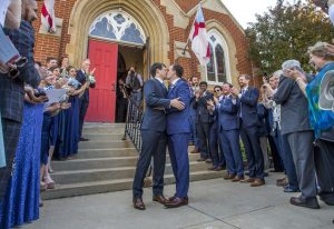 Pete and Chasten Marriage