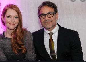 Darby Stanchfield and Joseph Gallegos