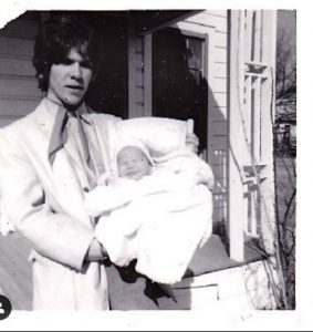 Doyle Bramhall II during his childhood with his father in Irving Texas