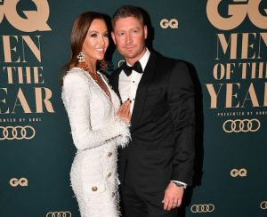 Kyly Clarke and Michael Clarke announced their split on Wednesday
