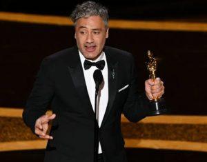 Taika Waititi grabbed an Oscar for his screenwriting on Jojo Rabbit