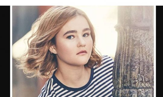 The image of Millicent Simmonds
