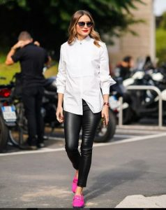 Olivia Palermo biography, Pinterest, early life
